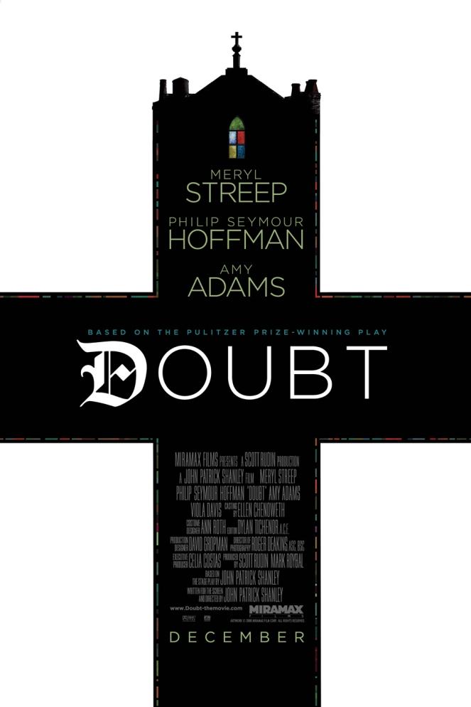 Doubt teaser poster